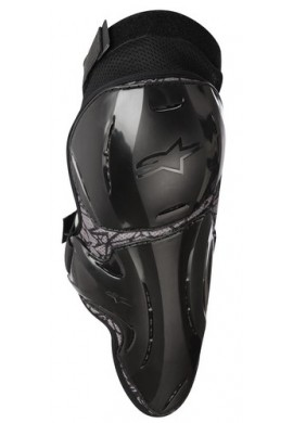 Alpinestars Vapor Youth Knee Guards Black