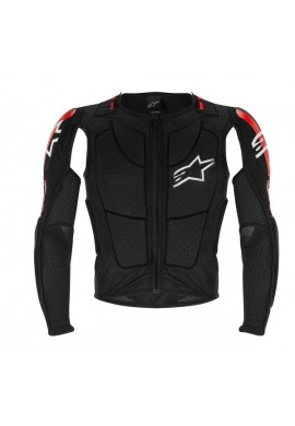 Alpinestars Bionic Plus Jacket Black Red White