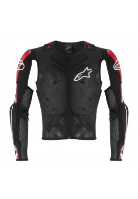 Alpinestars Bionic Pro Jacket Black Red White