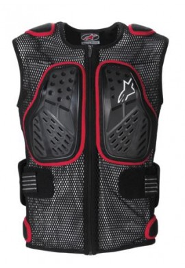 Alpinestars Bionic SP Vest Black Red