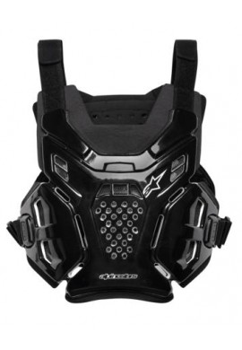 Alpinestars A6 Chest Protector Black