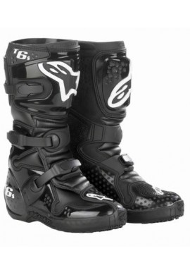 Alpinestars Tech 6S Youth Boots Black