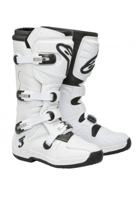Alpinestars Tech 3 Boots White