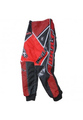 Wulf Crossfire Cub Pants - Red
