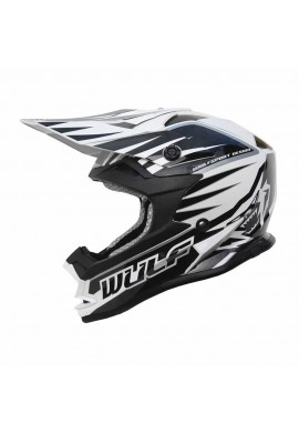Wulf Cub Advance Helmet - Black