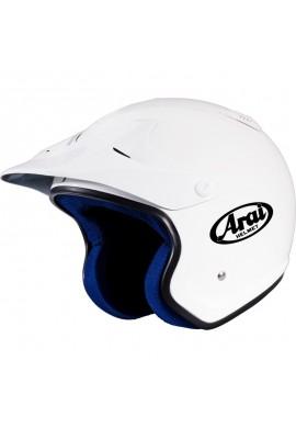 Arai Penta Trials Helmet White