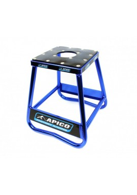Apico Factory Racing Pro Aluminium Bike Stand - Blue