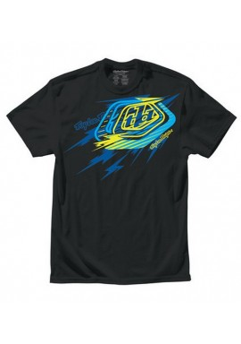 Troy Lee Designs T-Shirt - Bolts Black