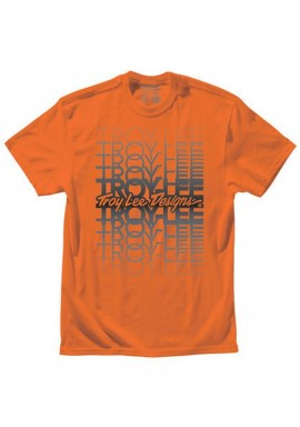 Troy Lee Designs T-Shirt - Fade Orange