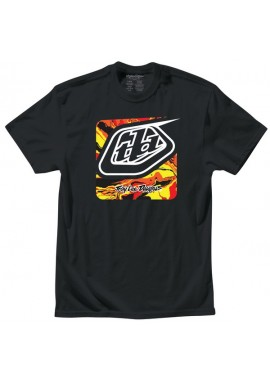 Troy Lee Designs T-Shirt - Galaxy Black