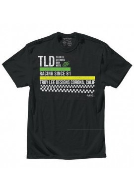 Troy Lee Designs T-Shirt - S1 Checks