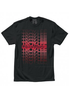 Troy Lee Designs T-Shirt - Fade Black