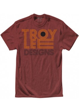 Troy Lee Designs T-Shirt - Linear Brick