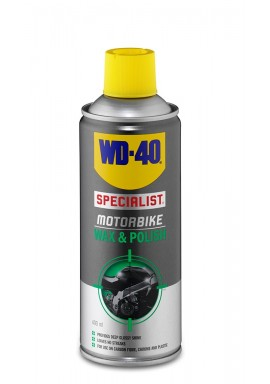 WD-40 Specialist Wax and Polish - 400ML