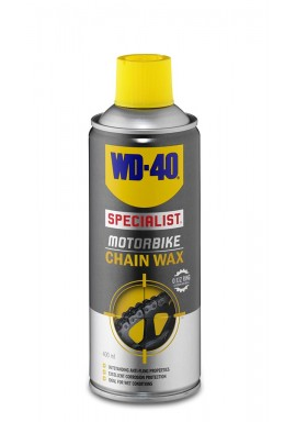 WD-40 Specialist Chain Wax - 400ML