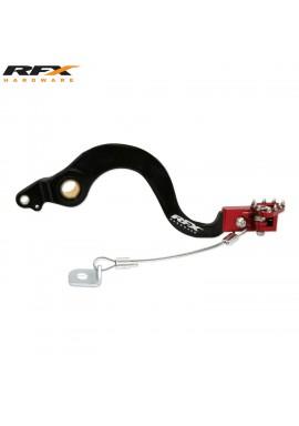 RFX Pro FT Rear Brake Lever (Black/Red) Honda CRF150 07-16