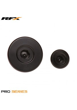 RFX Pro Engine Timing Plug Set (Black) Suzuki RMZ250 07-16 RMZ450 05-16