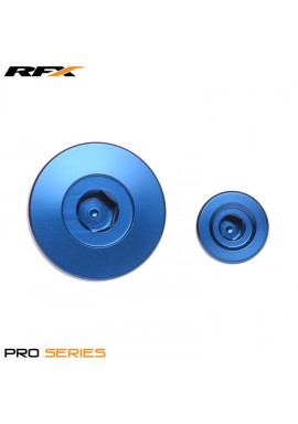 RFX Pro Engine Timing Plug Set (Blue) Kawasaki KXF250 11-16 KXF450 09-16