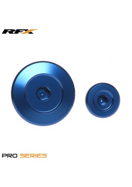RFX Pro Engine Timing Plug Set (Blue) Yamaha YZF250 01-13 WRF250 01-02 YZF400-450 98-05
