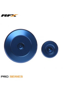 RFX Pro Engine Timing Plug Set (Blue) Yamaha YZF250 14-16 YZF450 10-16