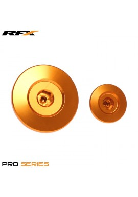 RFX Pro Engine Timing Plug Set (Gold) Honda CRF150 07-16 CRF250 10-16 CRF450 02-16 CRFX450 05-16