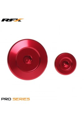 RFX Pro Engine Timing Plug Set (Red) Yamaha YZF250 01-13 WRF250 01-02 YZF400-450 98-05