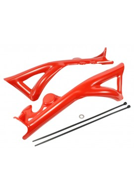 Frame Guard Gasgas 11-15 - Red