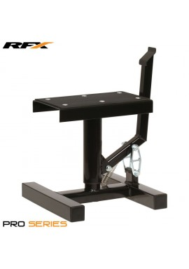 RFX Pro Single Pillar Lift up Bike Stand (Black)