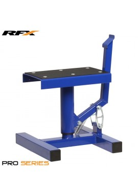 RFX Pro Single Pillar Lift up Bike Stand (Blue)