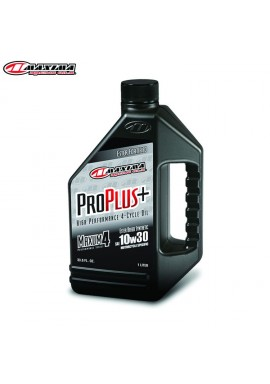 Maxima 4T Pro Plus+ 100% Ester Synthetic (SAE 10w30) 1Litre