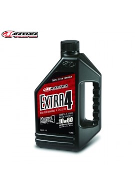 Maxima 4T Extra 4 100% Ester Synthetic (SAE 10w60) 1 Litre