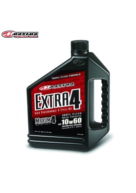 Maxima 4T Extra 4 100% Ester Synthetic (SAE 10w60) 3.65 Litre