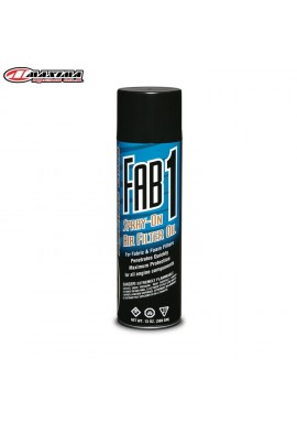Maxima Filter Aerosol FAB-1 Foam Filter Oil 385ml