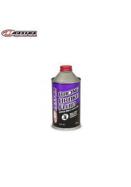 Maxima Brake Fluid Dot 4 Racing High Temp Synthetic Formula 355ml