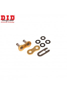 DID Split Connecting Link 520 VX2 Gold & Black (FJ)