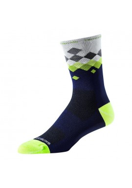 Troy Lee Designs Ace Performance Crew Socks Astro Green