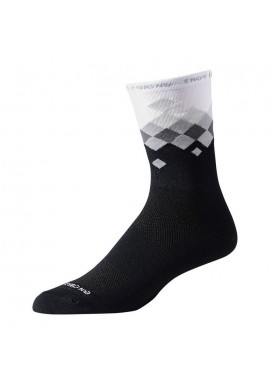 Troy Lee Designs Ace Performance Crew Socks Astro Grey