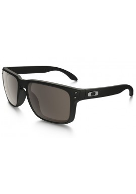 Oakley Holbrook Sunglasses Matt Black Grey