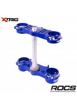 Xtrig ROCS Tech Triple Clamp Set Yamaha YZF450 16