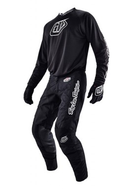 2017 Troy Lee Designs GP Motocross Kit Midnight Black