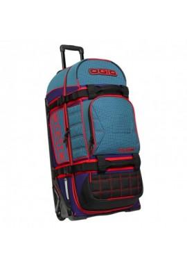 Ogio Rig 9800 LE Motocross Wheeled Gear Bag - Tealio