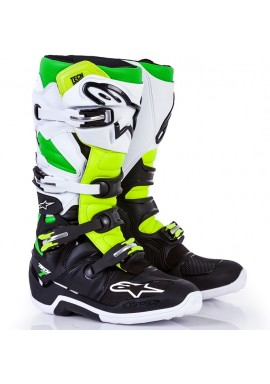 2017 Alpinestars Tech 7 LTD Edition Vegas Motocross Boots