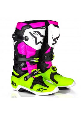 Alpinestars Tech 10 LTD Edition Anaheim A1 Motocross Boots