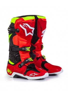 Alpinestars Tech 10 LTD Edition Torch Motocross Boots