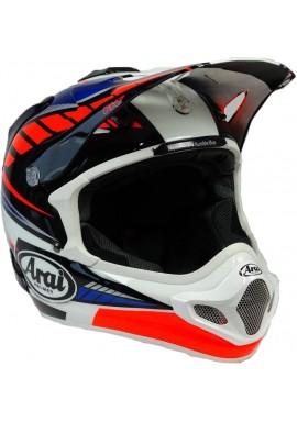 2017 Arai MX-V Motocross Helmet - Rumble Red