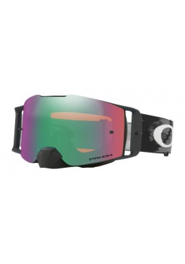 2018 Oakley Front Line Goggle Matte Black- Prizm Jade Iridium Lens