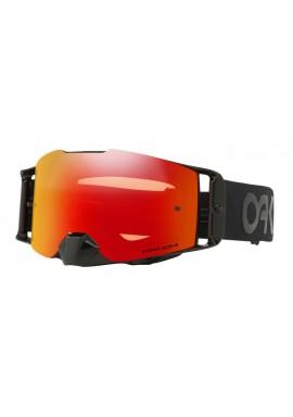 2018 Oakley Front Line Goggle Factory Pilot Blackout- Prizm Torch Iridium Lens