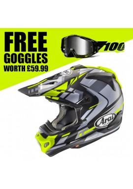 2017 Arai MX-V Justin Bogle Replica Motocross Helmet