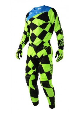 2018 Troy Lee Designs SE Joker Yellow/Black Motocross Kit
