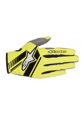 2018 Alpinestars Neo Motocross Glove Yellow Flo/Black